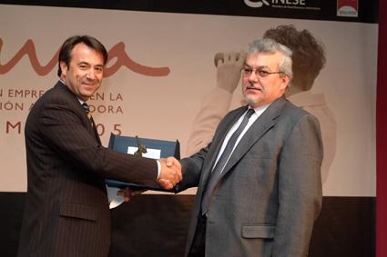 Premio Gema 2005 a la Innovación